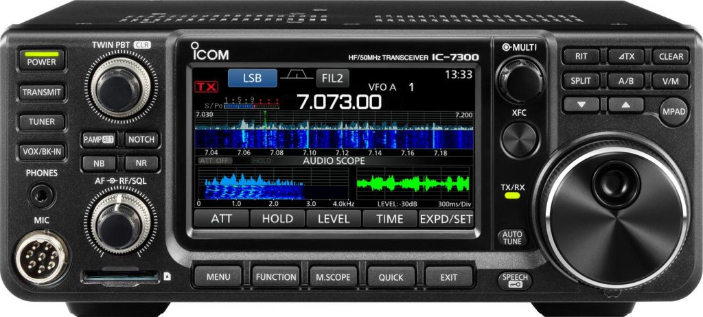 Icom IC-7300 Radio
